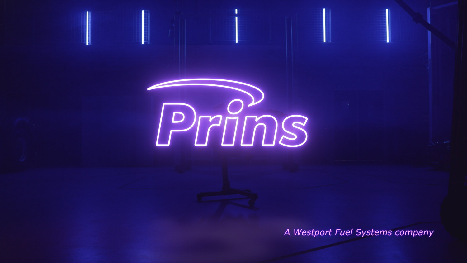 Still-Your engine is ready, are you?- Prins Alt. Fuel Systems